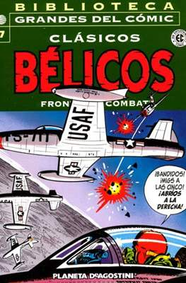 Biblioteca Grandes del Cómic: Clásicos Bélicos (2004) (Rústica 144-176 pp) #7