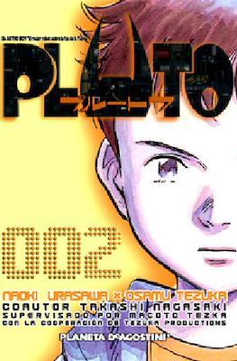 Pluto (Rústica con sobrecubierta) #2