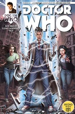 Doctor Who: The Tenth Doctor (Comic Book) #13
