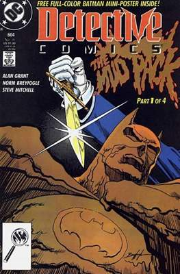 Detective Comics Vol. 1 (1937-2011; 2016-) (Comic Book) #604