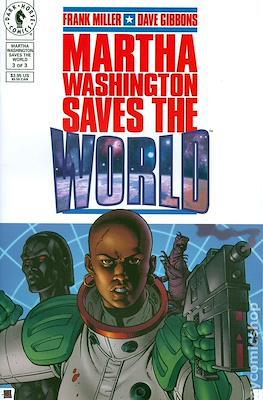 Martha Washington Saves the World (Grapa) #3