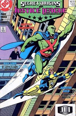 Secret Origins (Vol. 2 1986-1990) (Comic-Book) #35