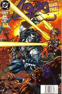 Lobo. Masacre final