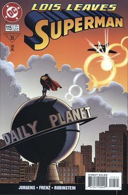 Superman Vol. 2 (1987-2006) (Comic Book) #115