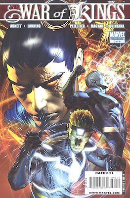 War of Kings Vol 1 (Comic Book) #3