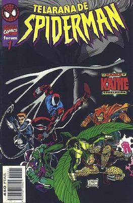 Telaraña de Spiderman (1996) (Grapa 56 pp) #1
