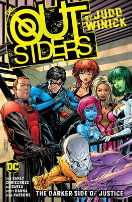The Outsiders by Judd Winick