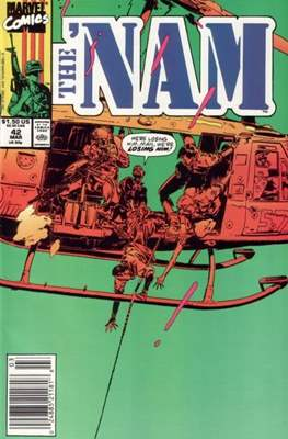 The 'Nam Vol 1 (Comic-book.) #42