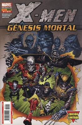 X-Men: Génesis mortal (2006-2007) (Grapa.) #1