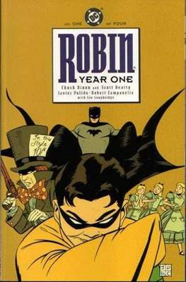 Robin. Year One (Softcover 48-52 pp) #1