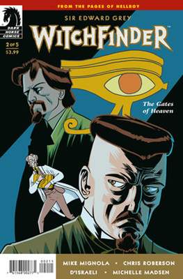 Witchfinder (comic-book) #22