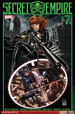 Secret Empire (Comic-book) #7