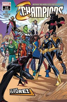Champions Vol. 3 (2019-) (Comic Book) #10