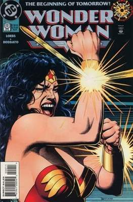 Wonder Woman Vol. 2 (1987-2006) #0