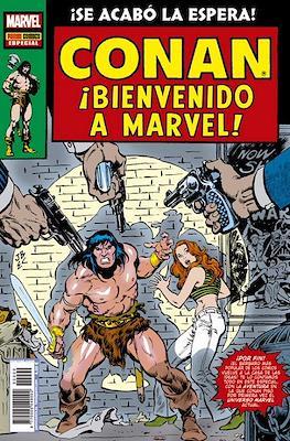 Conan: ¡Bienvenido a Marvel!