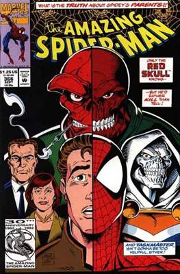The Amazing Spider-Man Vol. 1 (1963-1998) (Comic-book) #366