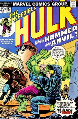 The Incredible Hulk Vol. 1 (1962-1999) (Comic Book) #182