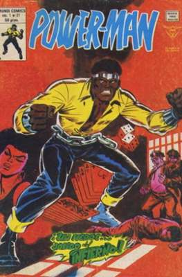 Power-Man Vol. 1 (1977-1981) (Grapa 36-40 pp) #21