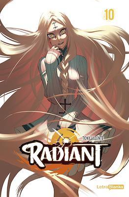 Radiant (Rústica con sobrecubierta) #10