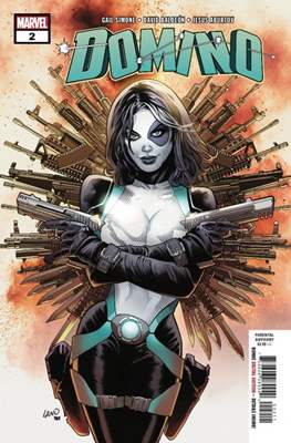 Domino Vol. 3 (Comic Book) #2