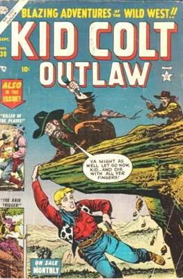 Kid Colt Outlaw Vol 1 #30
