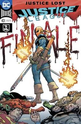 Justice League Vol. 3 (2016-2018) (Comic-book) #43