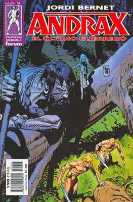 Andrax, el ultimo guerrero #7