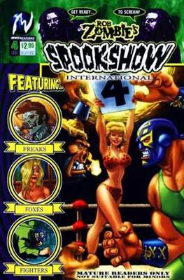 Rob Zombie's Spookshow International #4