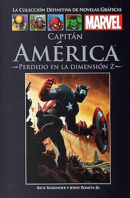 La Colección Definitiva de Novelas Gráficas Marvel (Cartoné) #134