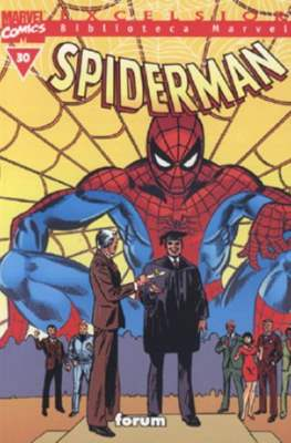 Biblioteca Marvel: Spiderman (2003-2006) (Rústica 160 pp) #30