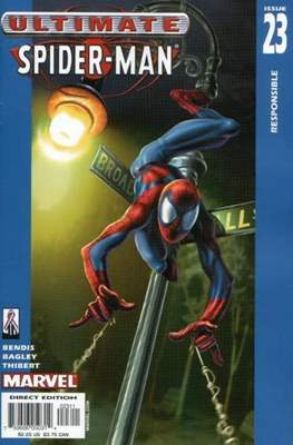 Ultimate Spider-Man (2000-2009; 2011) (Comic-Book) #23