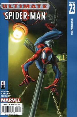 Ultimate Spider-Man (2000-2009; 2011) (Comic Book) #23