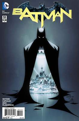 Batman Vol. 2 (2011-2016) (Comic Book) #51