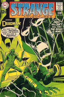 Strange Adventures (Comic Book) #215