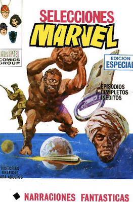 Selecciones Marvel (1970-1972) (Rústica 132 pp) #5