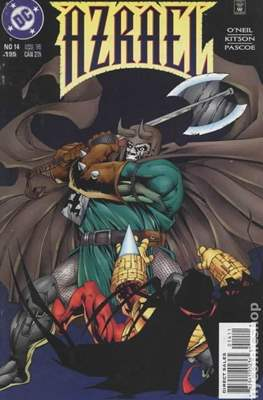 Azrael: Agent of the Bat (1995-2003) (Grapa) #14