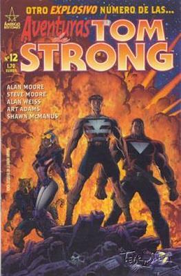 Aventuras de Tom Strong (2003-2004) (Grapa 24-32 pp) #12