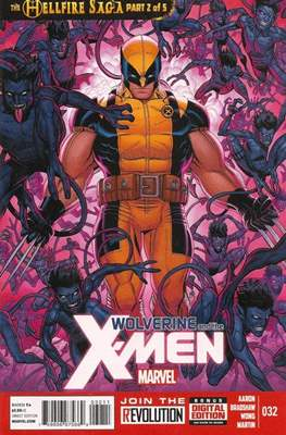 Wolverine and the X-Men Vol. 1 (Comic-Book) #32