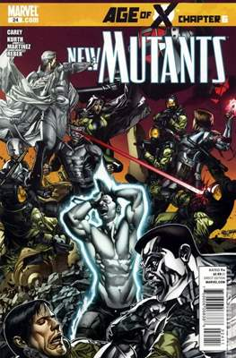 New Mutants Vol. 3 (Comic Book) #24