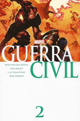 Guerra Civil (Rústica) #2