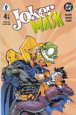 Joker / Mask (Grapa) #4