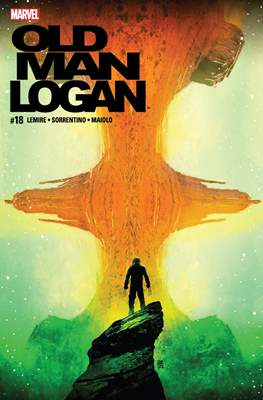 Old Man Logan Vol. 2 (Comic-book) #18
