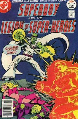 Superboy Vol.1 (1949-1977) #224