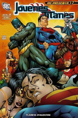 Jóvenes Titanes (2007-2009) (Grapa, 48 páginas) #9