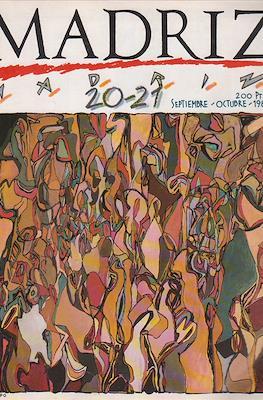 Madriz (Revista grapa 16 pp) #20-21
