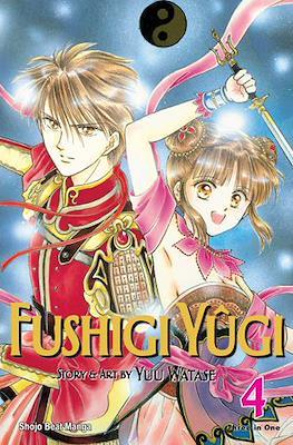 Fushigi Yugi (Ómnibus VizBig, rústica con solapas.) #4