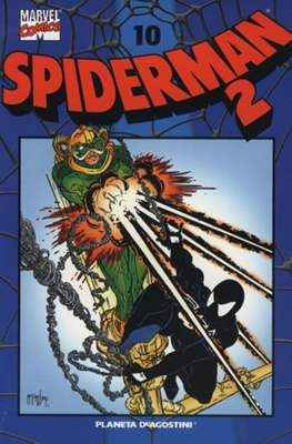 Coleccionable Spiderman Vol. 2 (2004) (Rústica, 80 pp) #10