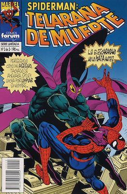 Spiderman: Telaraña de muerte (1995) #3