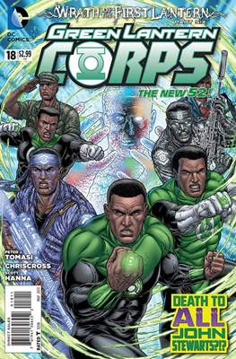 Green Lantern Corps Vol. 3 (2011-2015) #18