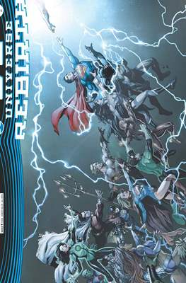 DC Universe Rebirth (2016) (Grapa) #1.3